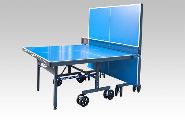 双子星折叠乒乓球台