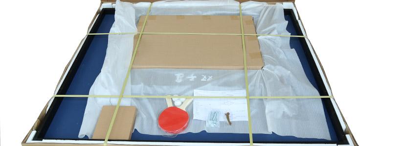 双子星生产可折叠式乒乓球台型号T004-18配件
