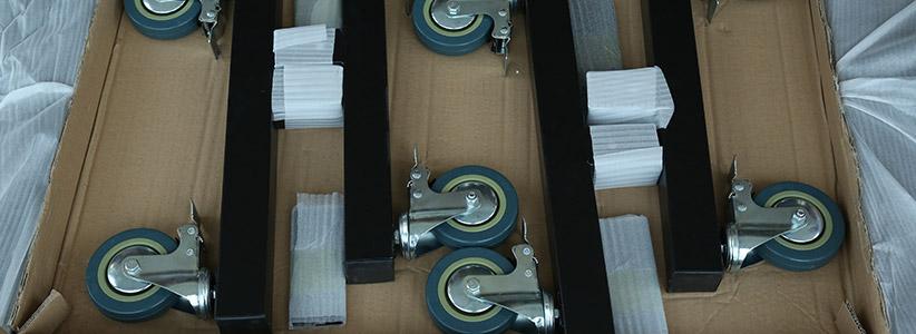 双子星生产可折叠式乒乓球台型号T004-18零件